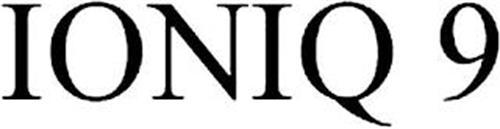 IONIQ 9