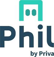 PHIL BY PRIVA