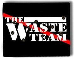 THE WASTE TEAM