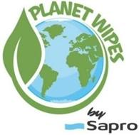 PLANET WIPES BY SAPRO