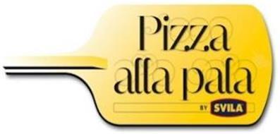 PIZZA ALLA PALA BY SVILA