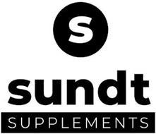 S SUNDT SUPPLEMENTS