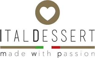 ITALDESSERT MADE WITH PASSION