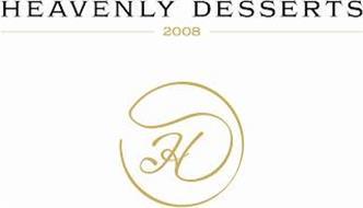 HEAVENLY DESSERTS 2008