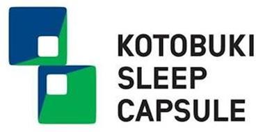 KOTOBUKI SLEEP CAPSULE