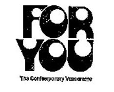 FOR YOU THE CONTEMPORARY VASSARETTE