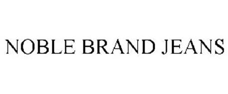 NOBLE BRAND JEANS