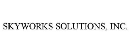 SKYWORKS SOLUTIONS, INC.
