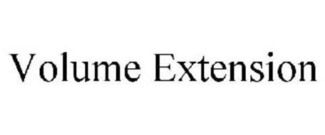 VOLUME EXTENSION