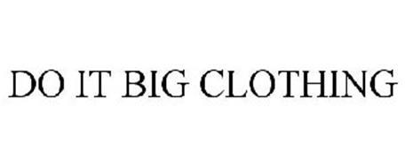 DO IT BIG CLOTHING