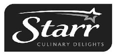 STARR CULINARY DELIGHTS