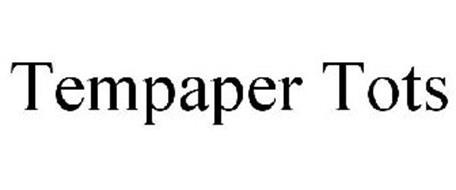 TEMPAPER TOTS