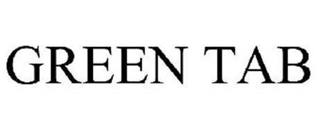 GREEN TAB
