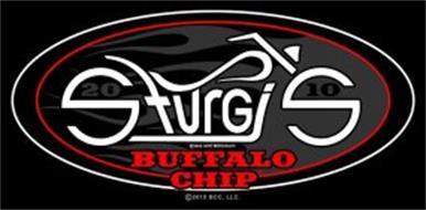 STURGIS BUFFALO CHIP 2205 ROD WOODRUFF 2010 BCC, INC.
