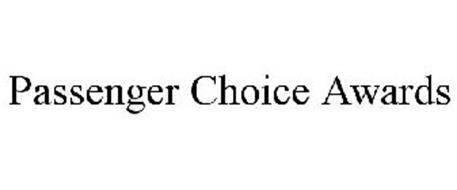 PASSENGER CHOICE AWARDS