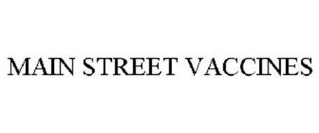 MAIN STREET VACCINES