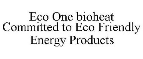 ECO ONE BIOHEAT