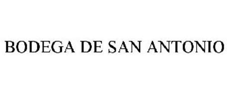BODEGA DE SAN ANTONIO