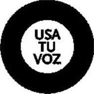 USA TU VOZ