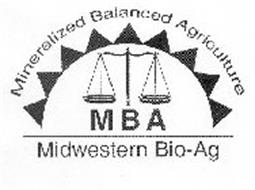 MBA MIDWESTERN BIO-AG MINERALIZED BALANCED AGRICULTURE