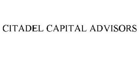 CITADEL CAPITAL ADVISORS