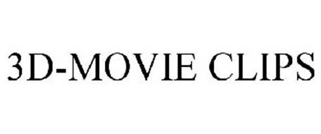 3D-MOVIE CLIPS