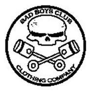 Bad Boys Club Clothing Company Trademark Of Bad Boys Club Clothing
