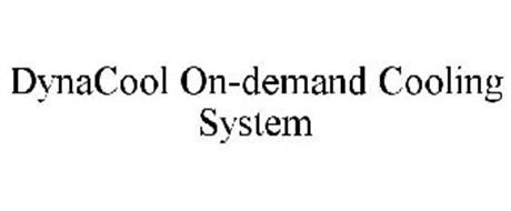 DYNACOOL ON-DEMAND COOLING SYSTEM