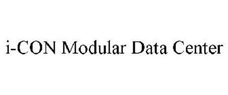 I-CON MODULAR DATA CENTER