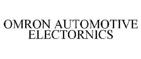 OMRON AUTOMOTIVE ELECTRONICS
