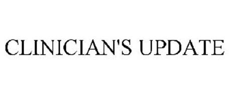 CLINICIAN'S UPDATE
