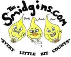 THE SMIDGINS.COM SPARKY BROOKE CRUSH