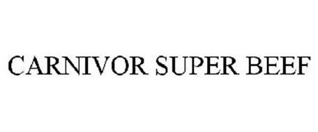 CARNIVOR SUPER BEEF