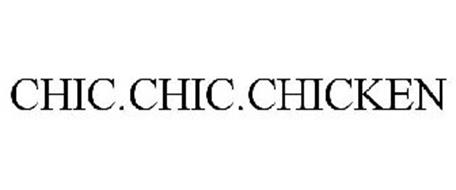 CHIC.CHIC.CHICKEN