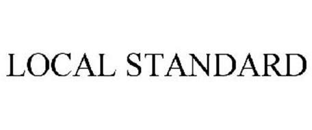 LOCAL STANDARD