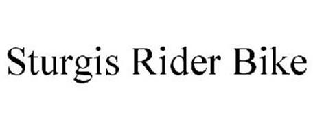 STURGIS RIDER BIKE