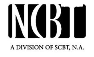NCBT, A DIVISION OF SCBT, N.A.