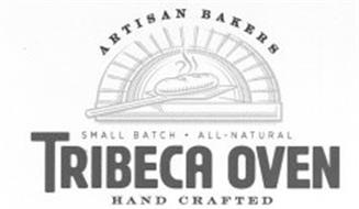 ARTISAN BAKERS SMALL BATCH ALL-NATURAL TRIBECA OVEN HAND CRAFTED