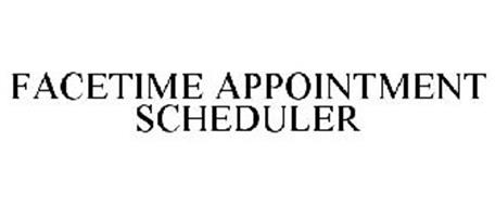 FACETIME APPOINTMENT SCHEDULER