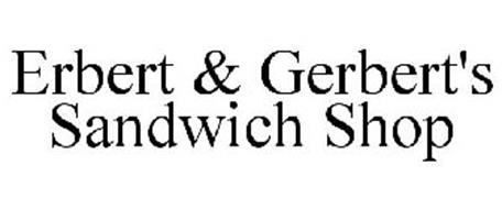 ERBERT AND GERBERT'S SANDWICH SHOP