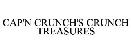 CAP'N CRUNCH'S CRUNCH TREASURES