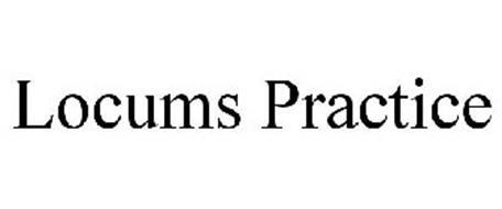 LOCUMS PRACTICE