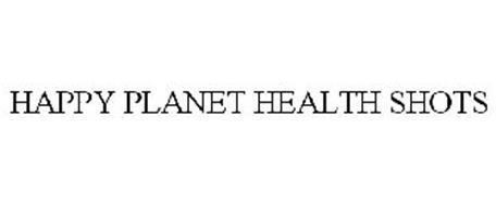 HAPPY PLANET HEALTH SHOTS