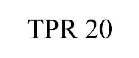 TPR 20
