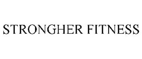 STRONGHER FITNESS