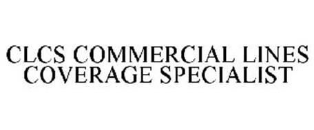 CLCS COMMERCIAL LINES COVERAGE SPECIALIST