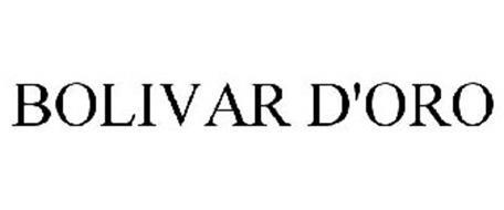 BOLIVAR D'ORO