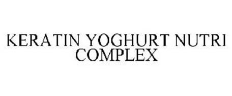 KERATIN YOGHURT NUTRI COMPLEX