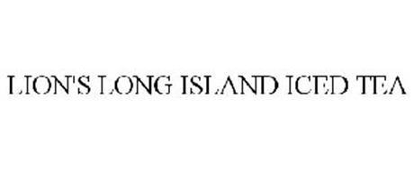 LION'S LONG ISLAND ICED TEA