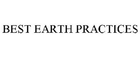 BEST EARTH PRACTICES